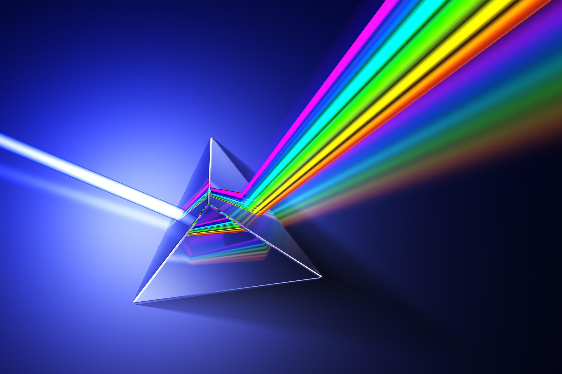 watching the word through prism Looking at truth through the prism of absurd.