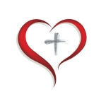 Image result for hearts with cross lent